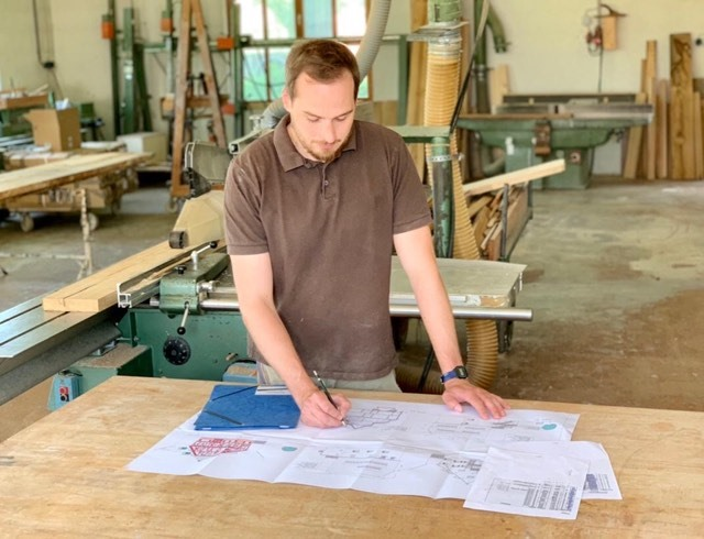 Fertigung Holzfenster, Sanierung Holzfenster