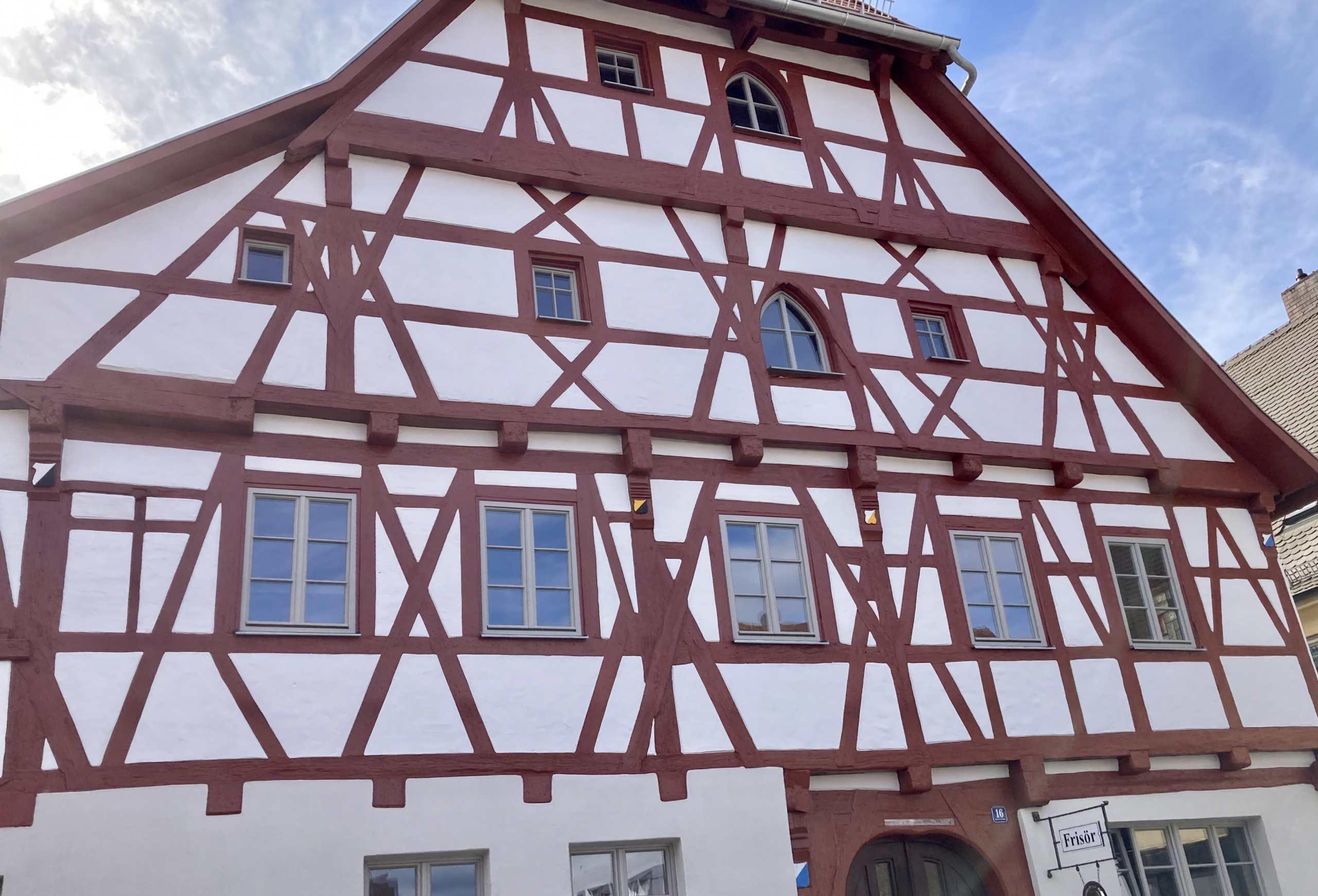 Holzfenster Hilpoltstein